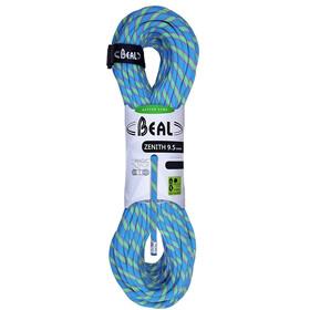 Beal Zenith Cuerda 9,5mm 80m, blue